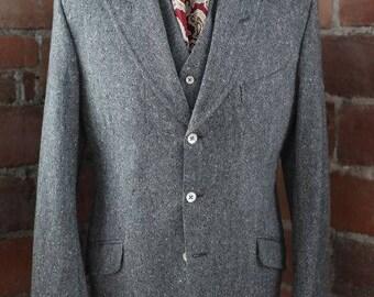 1920s-style 3-piece suit