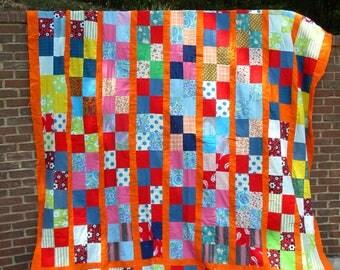 Vintage Quilt top UNFINISHED