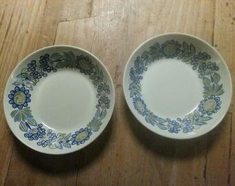 Figgjo Flint Tor Viking bowls