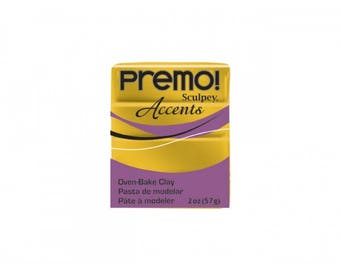 Accent Antique gold PREMO clay 57g