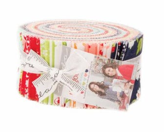 The Good Life by Bonnie & Camille - Jelly Roll - for Moda Fabrics