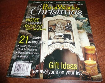 A Paint Works Christmas Winter 2007 Magazine
