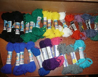 Plastic Canvas Yarn Skeins