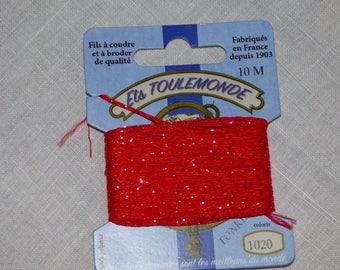 Collar 1020 tonkin embroidery threads