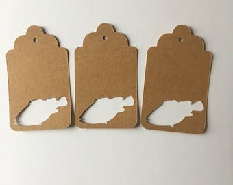 Grouper Gift Tags