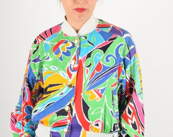 RARE Vintage Escada by Margaretha Ley Jacket (2354)