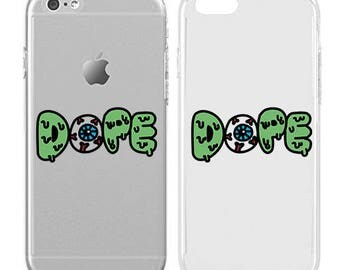 Dope - Quote - Alien - Quotes - Alien quote - Sassy - Sassy quote - Cute - Fun - Funny - Teenager gift|ARI-447-SLIM-PERFCASE