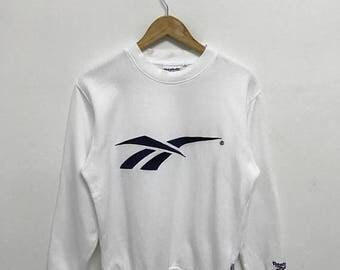 20% OFF Vintage Reebok Embroidery Big Logo Sweatshirt,Nike Jacket,Adidas Sweatshirt