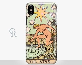 Tarot Phone Case For iPhone 8 iPhone 8 Plus - iPhone X - iPhone 7 Plus - iPhone 6 - iPhone 6S - iPhone SE - Samsung S8 - iPhone 5