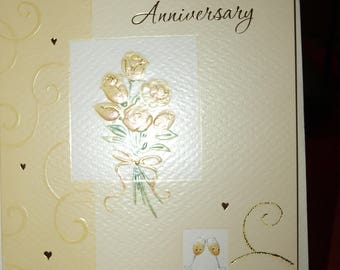 Congratulations on our Golden Wedding Anniversary Card