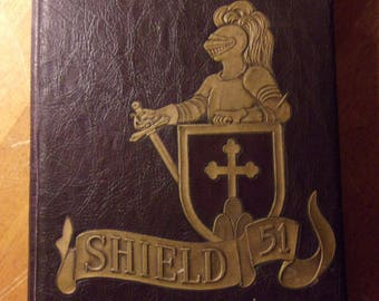 1951 The Shield 51 St. Michael's College Yearbook
