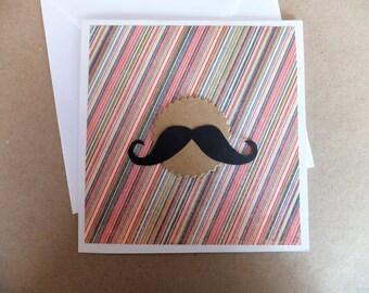 Handmade mens card