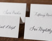 Place Cards for Nicole - 5/20
