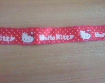 Hello Kitty (by the yard) 25mm Ribbon