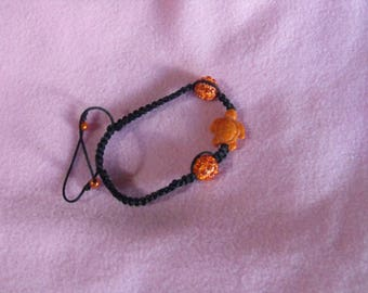 orange turtle Shamballa