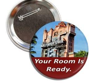 Custom Disney World Attraction 3 Inch Pins