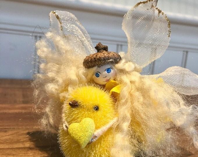 Cute Chick Fairy