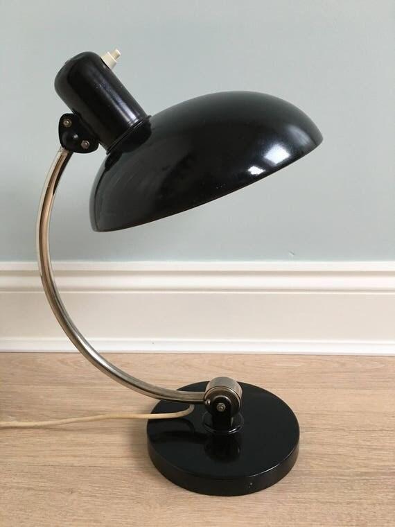 Christian Dell design for Koranda circa 1950 Bauhaus desk lamp
