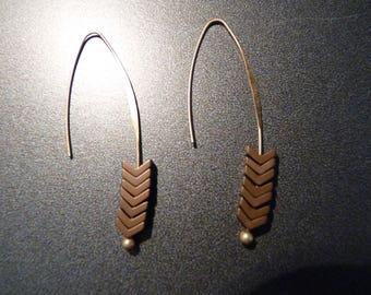 Beautiful design and original earrings