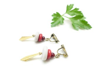 Clip on earrings ~, ~ Chic Lady ~ ~