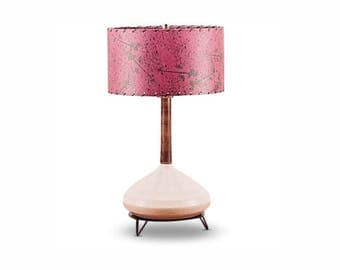 Ceramic Lamp and Shade 206