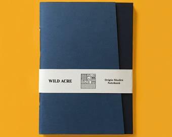 Origin Shades Notebook Cobalt & Imperial Blue