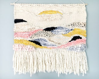 Large Tapestry | Wall Hanging | Weaving | Weave