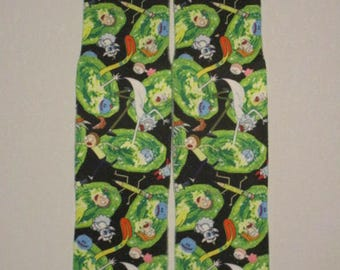 odd sox rick and morty PORTALS novelty cartoon socks buy any 3 pairs get the 4th pair free