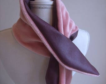Very stylish and warm neck