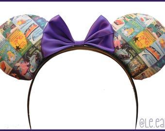 Custom attraction ears