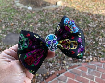 Coco inspired hairbow