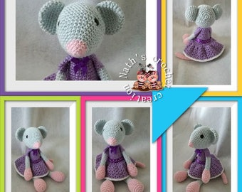 Love the little mouse, Francis Sinke model