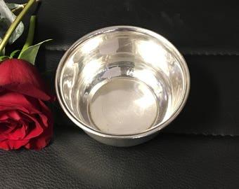 Vintage Birks Sterling Silver Mayo Bowl,Caviar Bowl ,56 grams,BIRKS Sterling