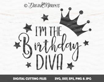 Svg Birthday Etsy Studio