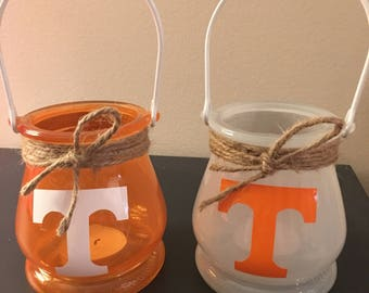 Tennessee Vols Candle Holder