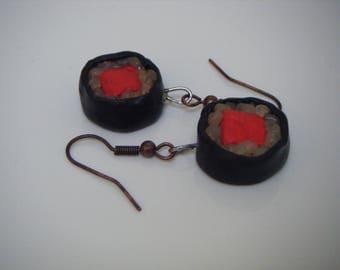 Earrings Maki