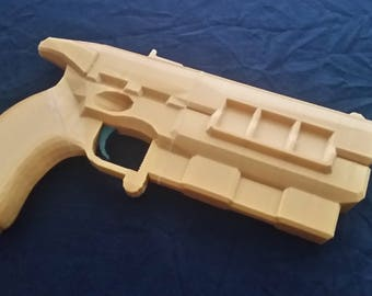 12.7mm Pistol, 3D Print, Inspired by Fallout New Vegas