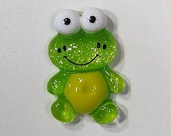Green Frog Flatback