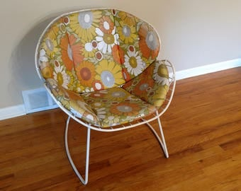 Mid Century Homecrest Patio Chair