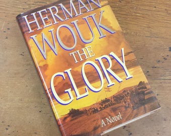 The Glory by Herman Wouk, 1994 First Edition Hardcover Book