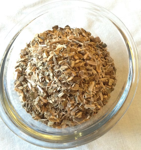 1 lb  Organic Witch Hazel Bark no additives no sulfites no soy no gluten no  great holistic herb