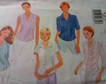 UNcut Butterick 6085 pattern