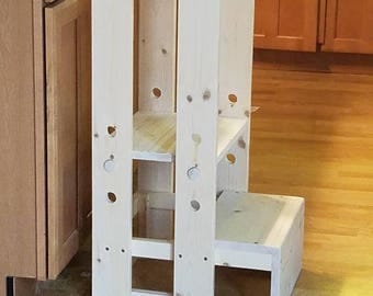 Mommy's lil helper, toddler safety tower