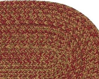 CBNR 6' Round Braided Rug