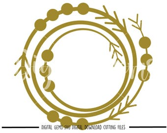 Tribal Circle svg / dxf / eps / png files. Digital download. Compatible with Cricut and Silhouette machines. Small commercial use ok.
