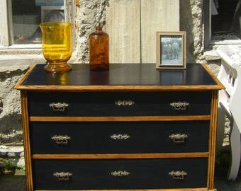 Chest of drawers 'Midnight Blue'