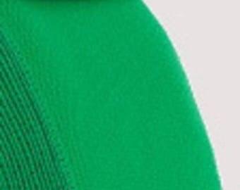Elastic belt 38mm, green