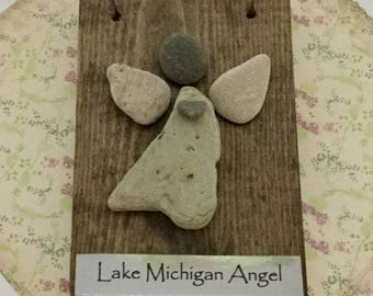 Lake Michigan Angel