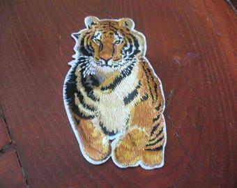 LION SHIELD PATCH