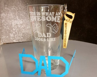 Fathers Day Or Birthday Gift Set For Dad Awesome Present Bundle For Him